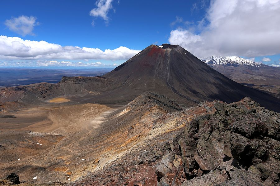 Mount Doom - Ngauruhoe