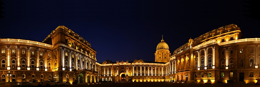 Budapest - The Palace - 270°